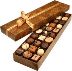 Belgian chocolates!