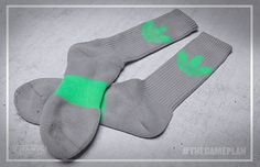 e4a3d6074 ... The Game Plan by Champs Sports adiColor Green Zest Collection Green And  Grey