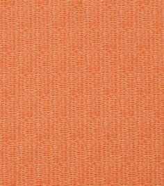 Alexander Henry Cotton Fabric-Cestino Tangerine