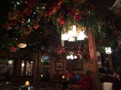 Photo of Patti's Settlement - Grand Rivers, KY, United States. Rotating decor keeps it interesting at Patti's! Patti's 1880's Settlement, Beautiful Dining Rooms, Rivers, United States, Christmas Tree, Holiday Decor, Home Decor, Teal Christmas Tree, Decoration Home