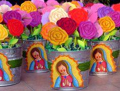 Primera Comunion... Virgen de Guadalupe