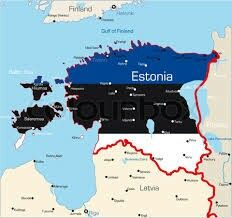 Estonia (Hiiumaa, the smaller island, and Saaremaa, the larger one)
