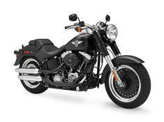 2010 Harley Davidson Fat Boy Lo FLSTFB #bikes #motorbikes #motorcycles #motos #motocicletas