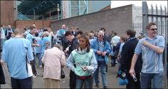 Entrance to the West Stand
