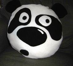 Panda,  poduszka