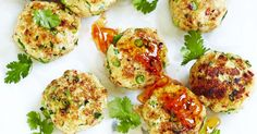 These Thai Fish Cakes are a tasty Asian favorite.
