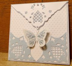 Anja butterfly card by jasonw1 - Cards and Paper Crafts at Splitcoaststampers