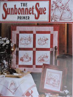 Sunbonnet Sue, Costume Patterns, Iron On Transfer, Cool Patterns, Book Design, Cross Stitch Patterns, Doll Clothes, Quilts, Embroidery