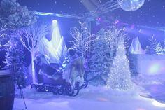 White Twig Christmas Tree, Frozen Christmas Tree, Christmas Dance, Christmas Mood, Christmas Themes, Beautiful Christmas, Xmas, Winter Wonderland Decorations, White Party Decorations