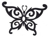 Butterfly tatoo