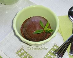 Helado de Chocolate Estilo PhiladelPhia (Thermomix y Heladora)