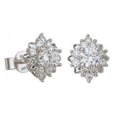 Use and preserve diamond stud earrings