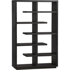 $1300  A stylish finish one a beautiful concept.   http://www.crateandbarrel.com/eco-friendly-products/eco-friendly-furniture/elevate-java-68-bookcase/s232460