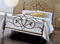 """Кованая кровать """"Анджел"""""""