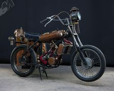 steam powered motorbike | one motorcycle show - today
