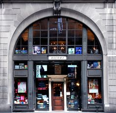:(  The Rizzoli bookstore on 57th  Street near Fifth Avenue in Manhattan has closed, and the elegant old Art Nouveau building that housed it is scheduled for demolition, to be replaced by an apartment tower for visiting international billionaires...