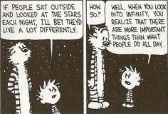 Calvin & Hobbs inspires.  :)