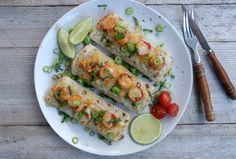 matinspirasjon Archives - LINDASTUHAUG Enchiladas, Fresh Rolls, Zucchini, Food And Drink, Gluten, Vegetables, Ethnic Recipes, Veggies, Vegetable Recipes