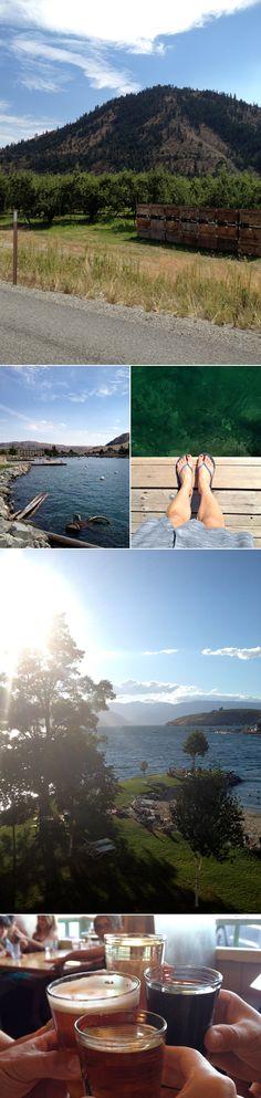 Lake Chelan, WA - Where I spent summers growing up!!!  <3