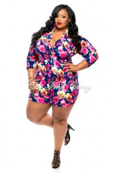 New Plus Size 2-Piece Set with Off the Shoulder Crop Top & Long ...