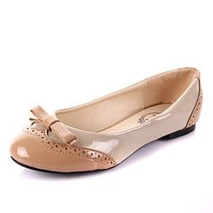 d9daf74bbf4 BEILIN Fashion Contrast Color Cut Out Low Heel Shoes - USD   16.99. on  DealsAlbum.com