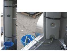 Slant Horse Trailer narrow sized water tank New Release #HighCountryPlastics