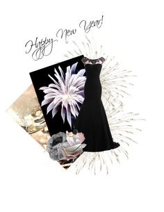 """""""Happy New Year!"""" by anna-jarovaja-v on Polyvore featuring Topshop, Boohoo, Lane Bryant, MICHAEL Michael Kors, Yves Saint Laurent and Christian Louboutin"""