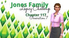 Jones Family Legacy 117