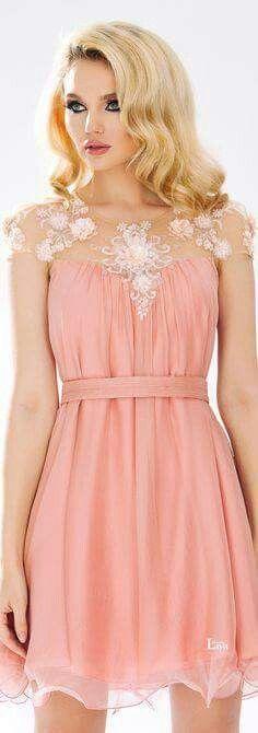 Lindo vestido - retirado da net