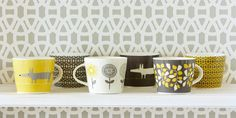 Review: The Harlequin Scion Mugs Collection | Love Chic Living