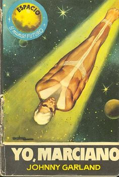 Yo, Marciano. Author, Johnny Garland.
