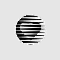 International Society for Heard Research by Alan Fletcher | 1998 #logotheke #logo #logomark #logodesigner #logoinspirations #logoinspiration #logolove #logobrand #brand #branding #brandidentity #oldlogo #logodesigns #trademark #brandidentitydesign #identity #graphicdesign #design #logohistory #modernism #modernist #mark #symbol #icon #alanfletcher