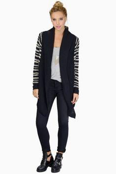 Seeing Stripes Cardigan