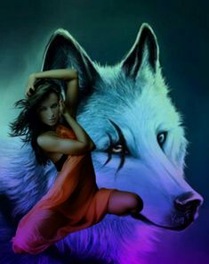 Female Grim Reaper, Wolf Time, Native American Beliefs, Wolves And Women, Werewolf Art, Lord Krishna Images, Wolf Pictures, Beautiful Wolves, Anime People