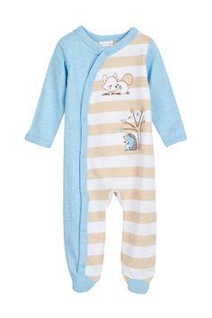 eec637bf2bff6 Absorba - Cotton Footie (Baby Boys) at Nordstrom Rack. Free Shipping on  orders