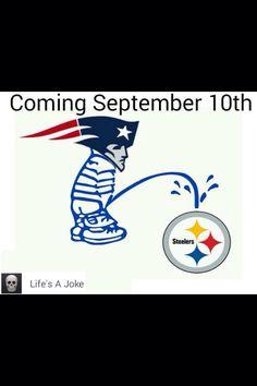 "Who's the ""asshole"" now Tomlin? New England Patriots Memes, Patriots Team, Football Memes, Nfl Football, Football Season, Go Pats, Superbowl Champions, Funny Memes, Boys"
