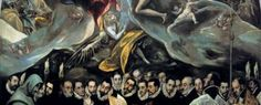 0322-vk1-elgreco-web Feathered Serpent, The Creation Of Adam, The Inquisition, Sistine Chapel, The Monks, Persecution, Michelangelo, Mythology, Renaissance