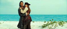 Will Turner & Elizabeth Swann