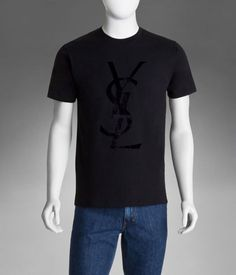 ysl yves saint laurent tshirt