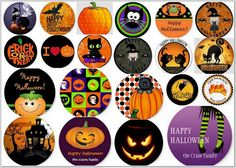 75f060276c7c Cute Halloween  Free Printable Labels
