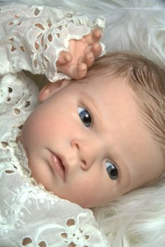 Reborn baby from Sabrina Schick Sculpt