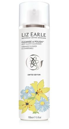 Cleanse & Polish Hot Cloth Cleanser Orange Flower & Chamomile Limited Edition