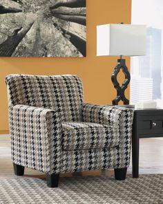 Denham Ash Fabric Accent Chair