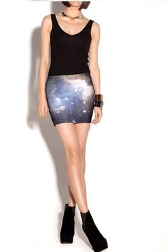 e3ecb50228 43 immagini fantastiche di space fashion | Womens fashion, Feminine ...