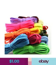 Other 138Cm Rock Long Shoe Laces Knee High Boots Shoelaces String Choose Colors Hot #ebay #Fashion