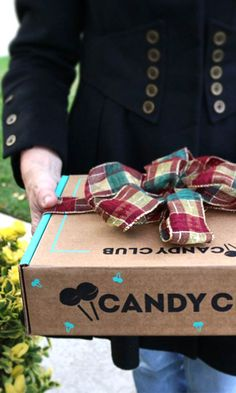 Amazingly delicious, premium candies, delivered to your door every month!