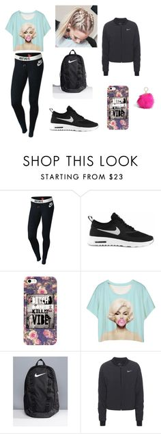 """""""Untitled #5"""" by faith12485 on Polyvore featuring NIKE and Torrid"""