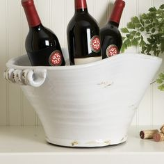I pinned this Aegean Tub from the Napa Home & Garden event at Joss and Main!