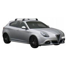 Alfa Romeo Flush Bar Giulietta 5 Door Hatch 2010 - 2013 Roof Rack Superstore