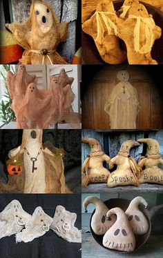 THINGS THAT GO BUMP IN THE NIGHT - FAAP TEAM by Nancy Castonia on Etsy--Pinned with TreasuryPin.com